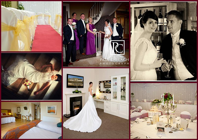 Hotel Collage Wedding 3 sm