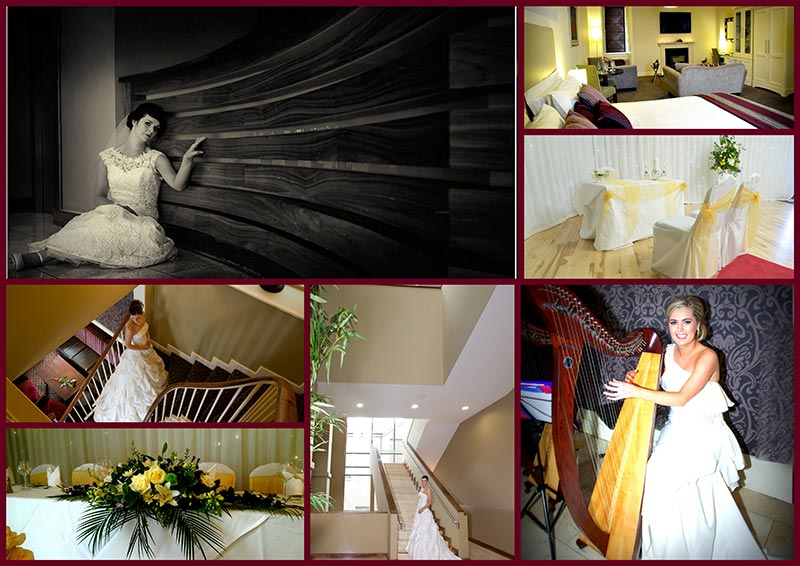 Hotel Collage Wedding 4 sm